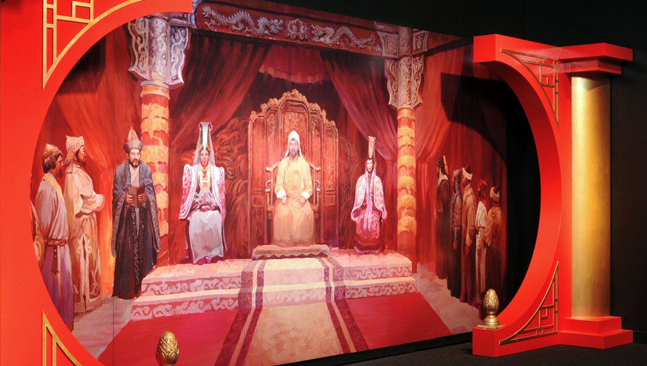 Genghis Khan Comes to Life at Franklin Institute Exhibit $14.98 ($29.95 value)