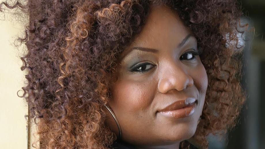 Comedian Ms. Pat (