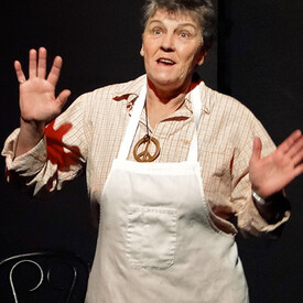 "Karen Ripley Stars in ""Oh No, There's Men on the Land"