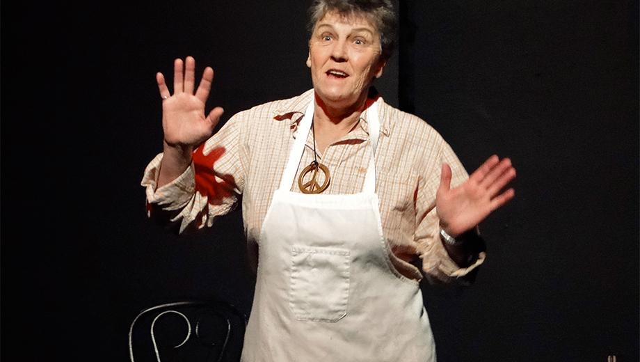 Comedian Karen Ripley Stars in