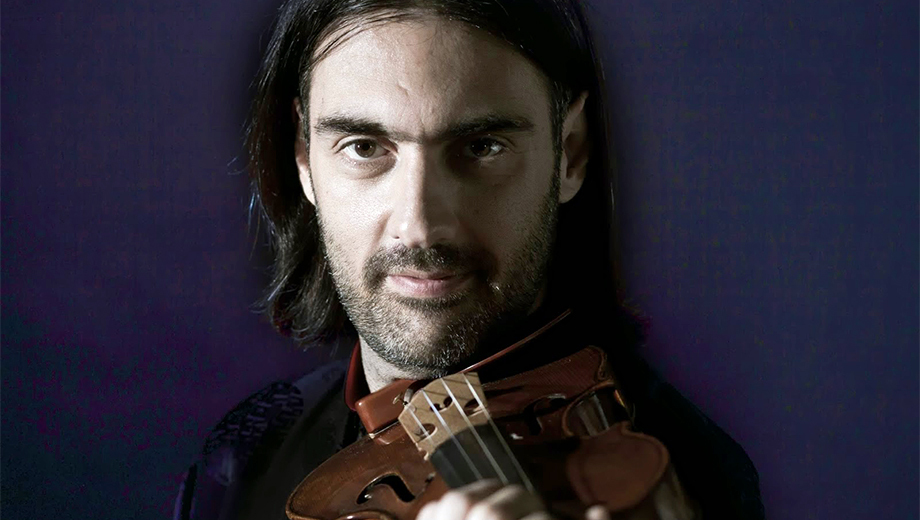 Renowned Violinist Leonidas Kavakos Plays Bach and Conducts Mussorgsky and Sibelius $29.50 ($59 value)