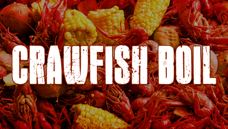Bands, Beer & Food: Atkins Park 13th Annual Crawfish Boil COMP - $7.50 ($10 value)