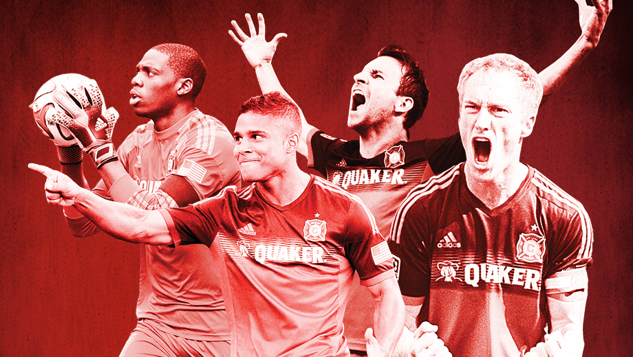Chicago Fire MLS Soccer: Voucher for Your Choice of Game Date in March and April $20.00 ($38 value)