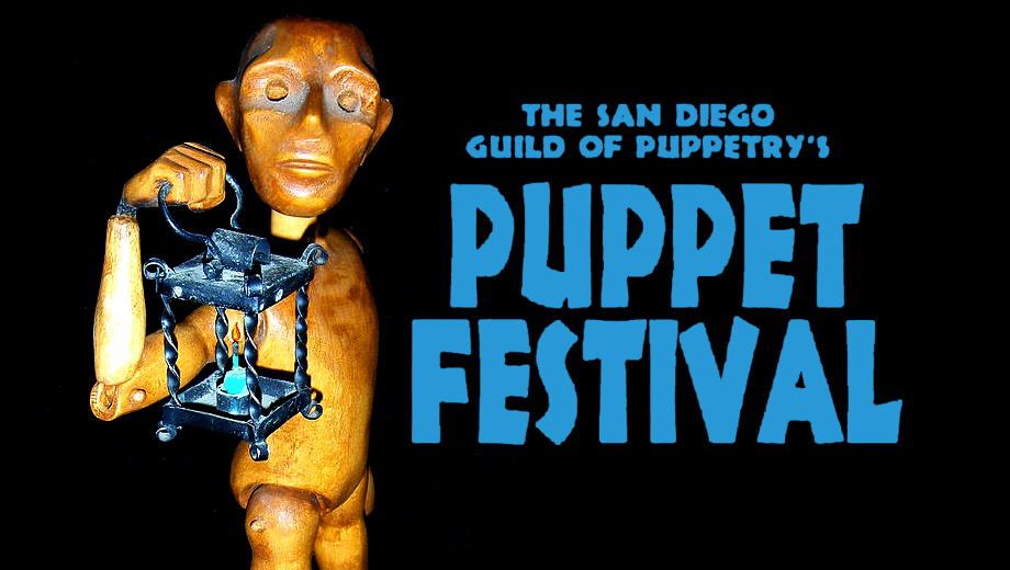 San Diego Puppetry Festival: Shows, Workshops and More $5.00 ($10 value)