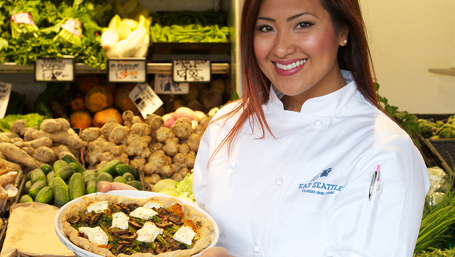 Pike Place Food Tour: Artisan Vendors, Organic Produce & Sustainable Seafood $29.16 ($53.66 value)