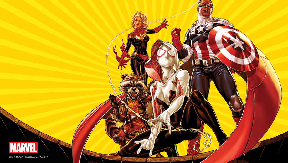 Atlantic City Boardwalk Con: Stars, Comics & Cosplay $20.00 ($33 value)