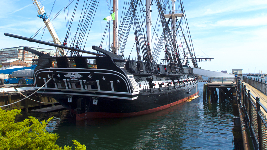 Boston Harbor Cruise With View of USS Constitution, Bunker Hill Monument & More $8.45 - $14.65 ($17.8 value)