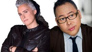 Comedians Heidi Foss & Nico Santos: Pride Comedy Series