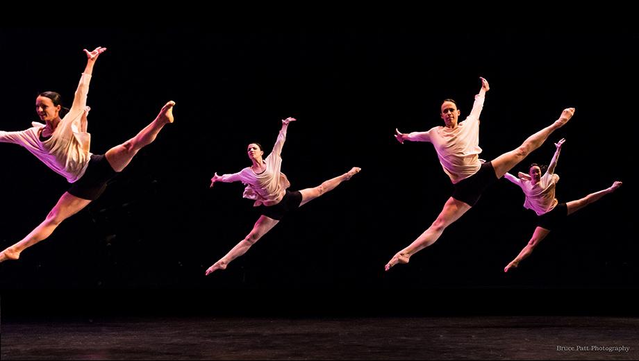 Core Contemporary Dance Premieres