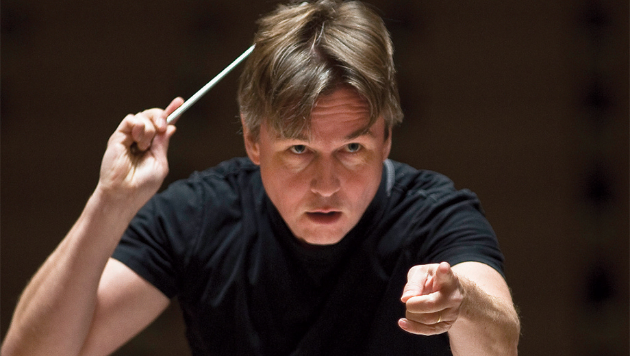 San Francisco Symphony: Salonen Conducts Stravinsky's