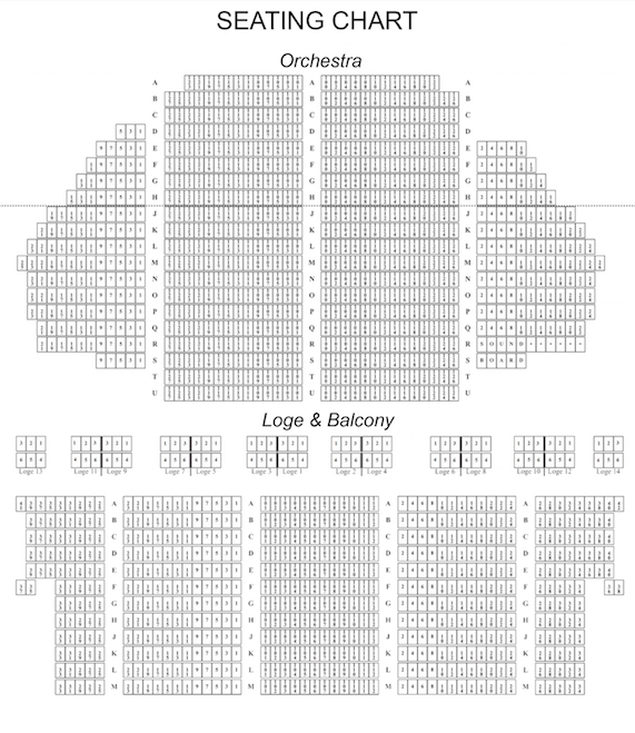 The town hall new york tickets schedule seating charts goldstar