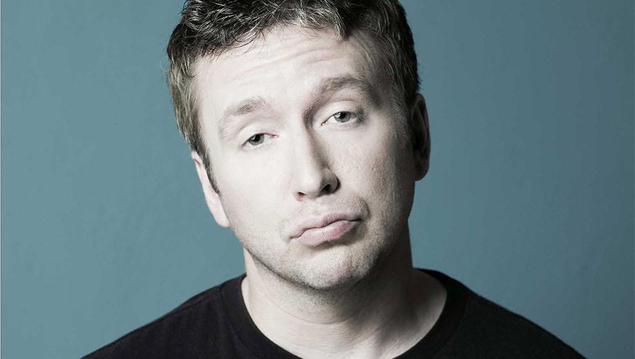 Comedian Chad Daniels (