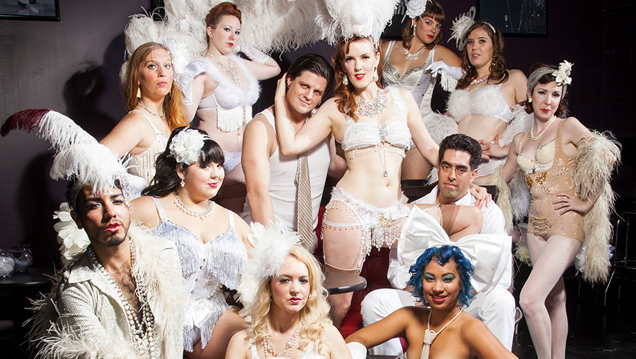 Vaudezilla! Burlesque, Comedy & Music Cabaret $12.50 ($22.5 value)