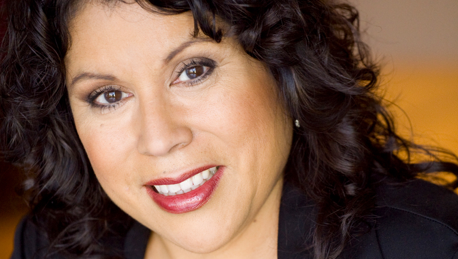 Comedian Debi Gutierrez (