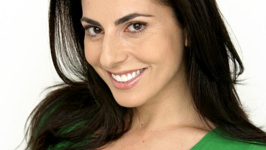 Comedian Kira Soltanovich (