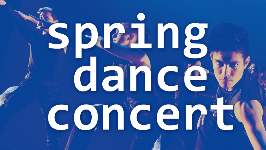 Ballet, Hip-Hop, Tap and More Dance Forms on One Stage at Irvine Valley College Spring Dance Concert $7.50 ($15 value)