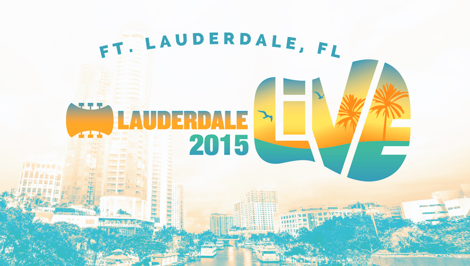 Phillip Phillips, O.A.R. & More -- Lauderdale Live Festival $28.00 - $55.00 ($49.85 value)