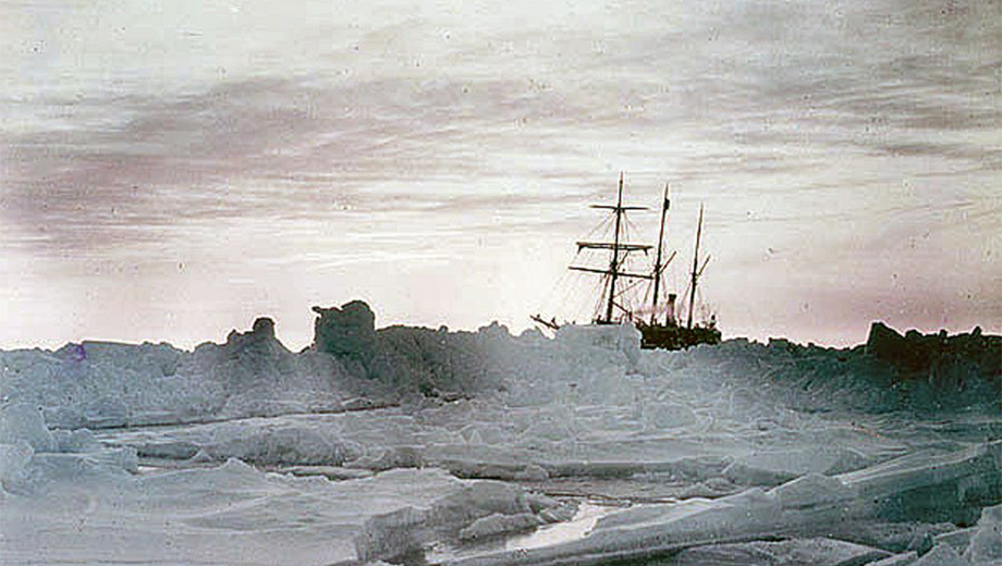 Historic, Heroic Antarctic Adventure Recounted in