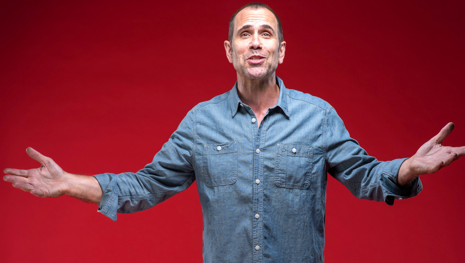 Former NFL Quarterback Tries to Get His Sexual Mojo Back in Solo Show