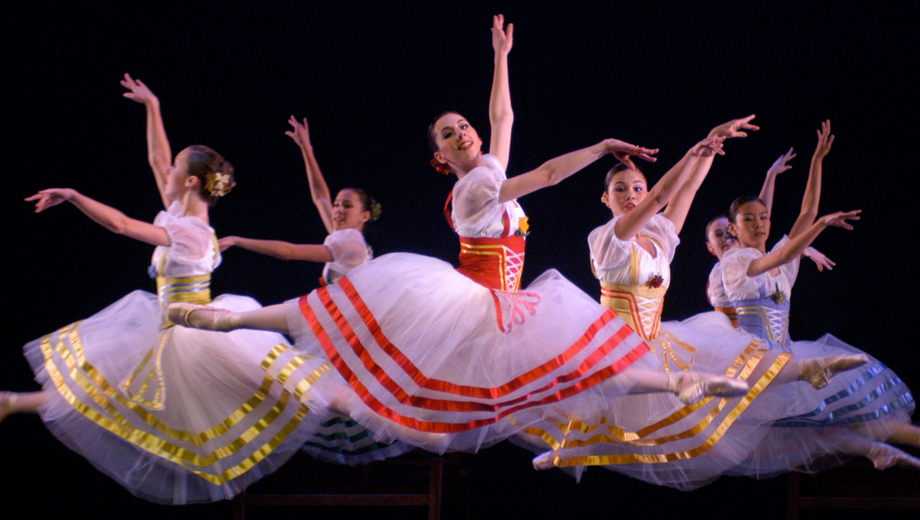 Experience a Range of Ballet Styles at Contra Costa's Spring Rep 2015 $17.50 ($35 value)