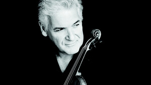 Violinist Pinchas Zukerman With Pianist Angela Cheng