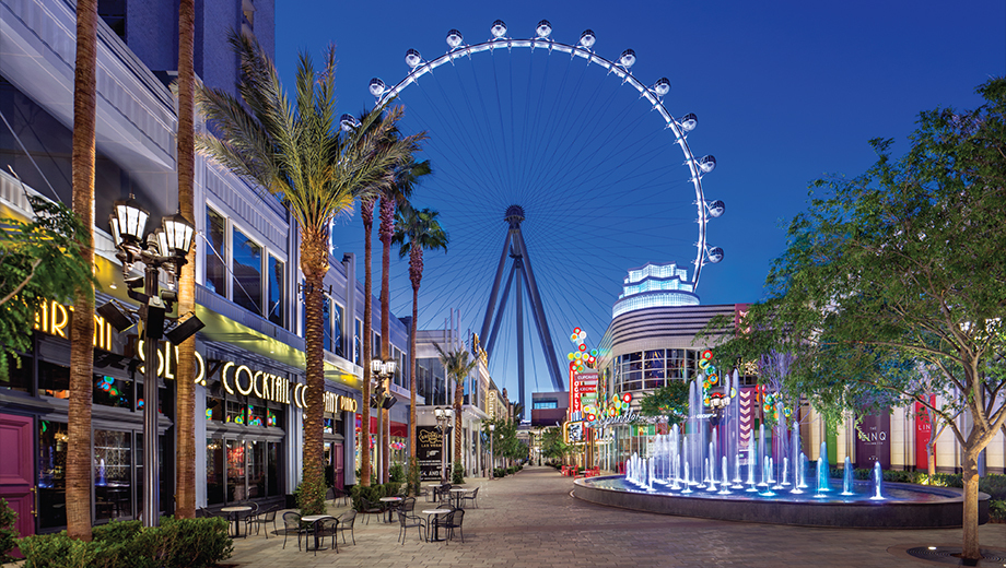 World's Tallest Observation Wheel: See Vegas From the High Roller $11.00 - $24.00 ($16.95 value)