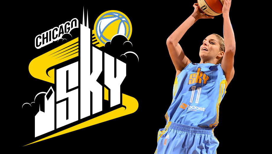 Chicago Sky Basketball: Exciting WNBA Action COMP - $29.00 ($18 value)