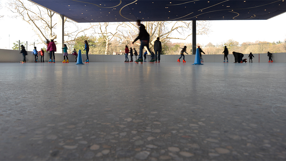 Lakeside Roller Skating in Brooklyn's Prospect Park $5.00 - $8.50 ($12 value)