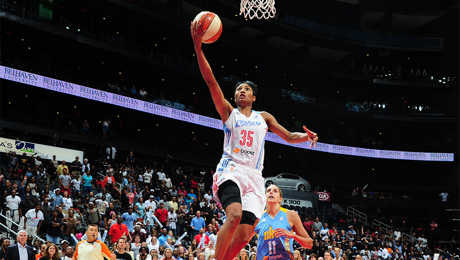 WNBA Basketball: The Atlanta Dream at Philips Arena COMP - $22.00 ($12 value)