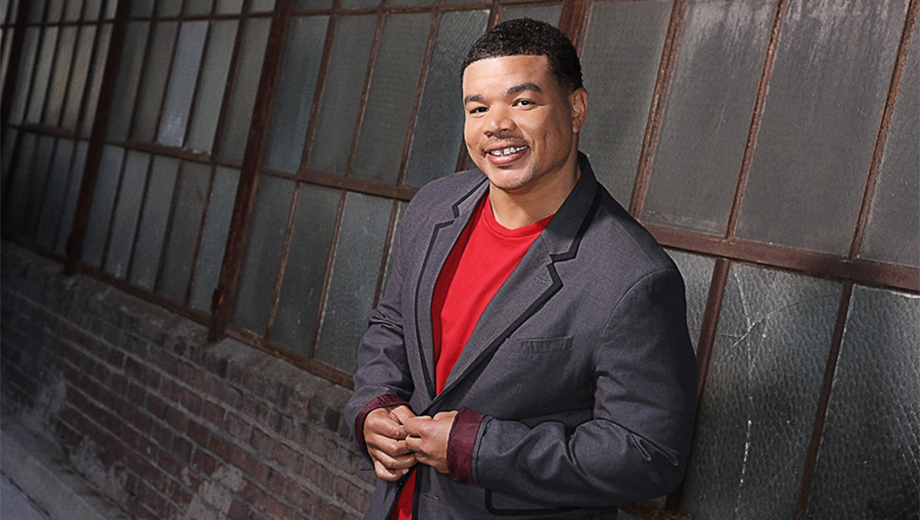 Comedian Red Grant (BET's