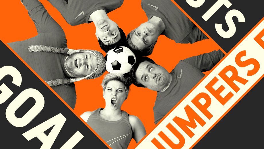 A Ragtag Soccer Team Goes for Glory in U.K. Comedy
