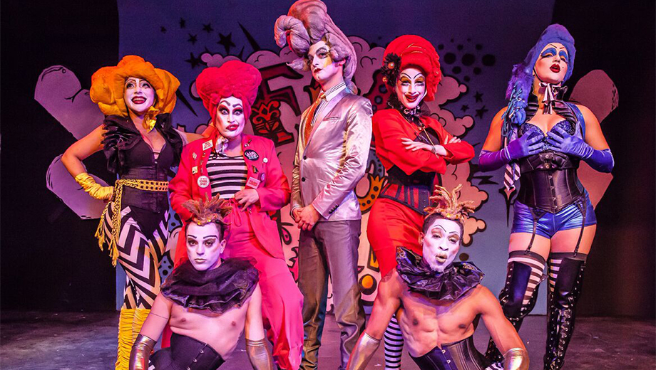 Circus Cabaret Ensemble Fou Fou Ha Presents New Musical