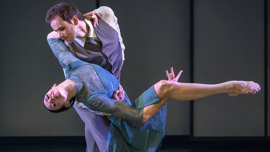 Eifman Ballet of St. Petersburg's Psychological Spectacle: