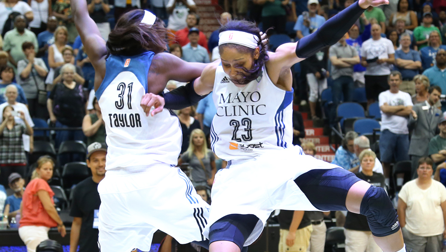 Minnesota Lynx: WNBA Powerhouse at the Target Center $10.00 - $30.00 ($20 value)