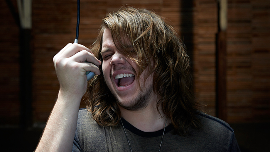 "Caleb Johnson: ""American Idol"" Champ With Debut Disc @ Altar Bar 