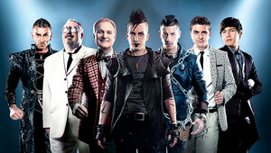 The Illusionists -- Witness the Impossible