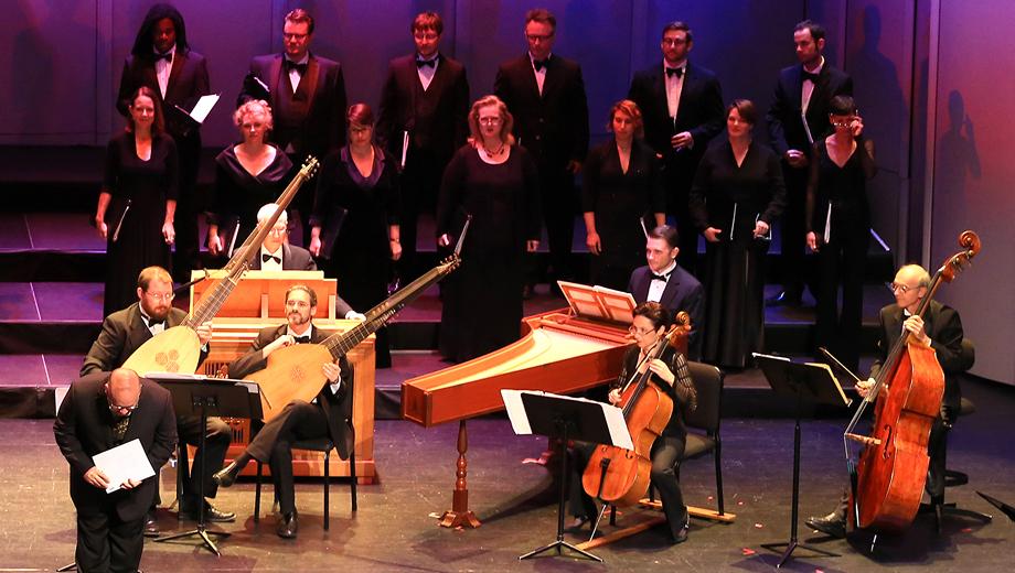 Carmel Bach Festival Explores