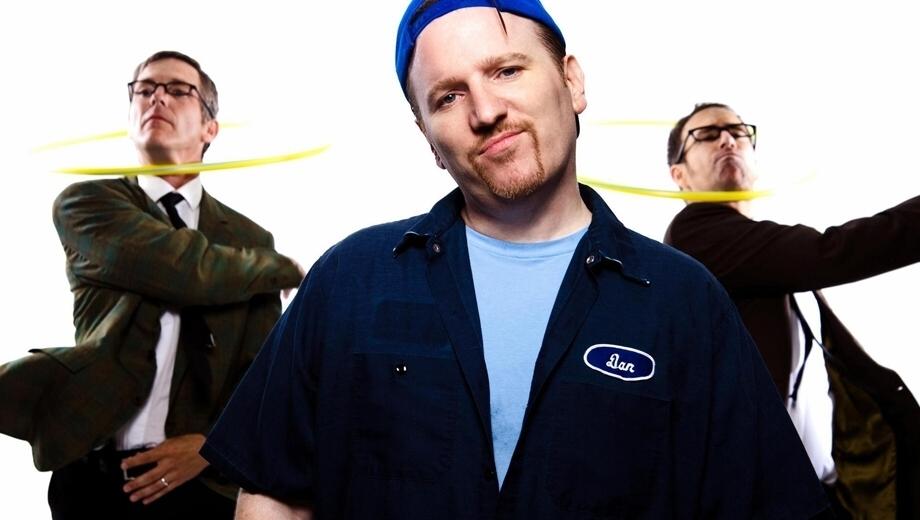 Comedic Rockers The Dan Band (