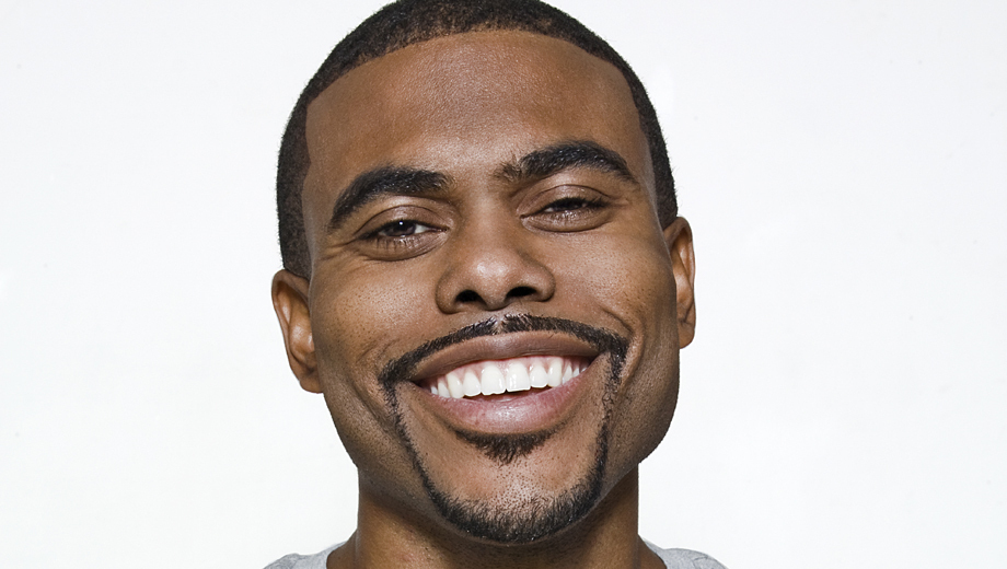 Comedian Lil Duval (