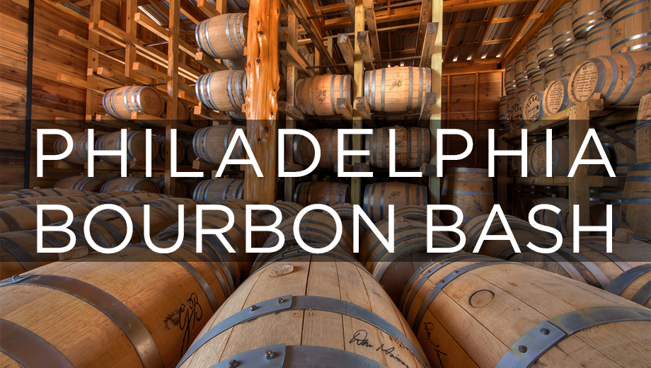 Philly Bourbon Bash: Eight Bourbon Samples at Eight Different Venues $29.00 ($55 value)