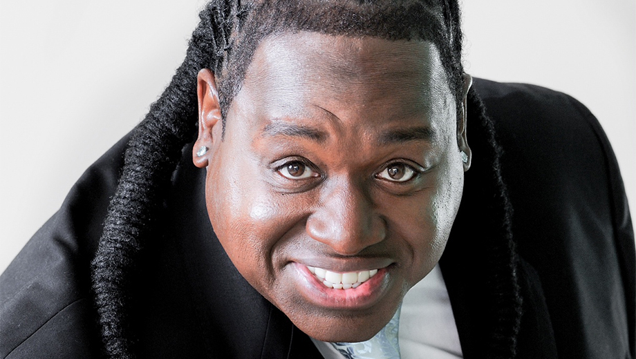 Comedian Bruce Bruce (BET, Comedy Central) $17.50 ($35 value)