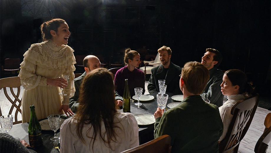 Chekhov's Family Drama