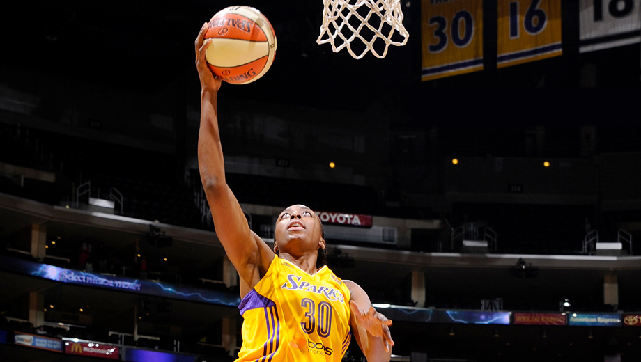 Los Angeles Sparks: WNBA Basketball at the STAPLES Center COMP - $41.00 ($23 value)