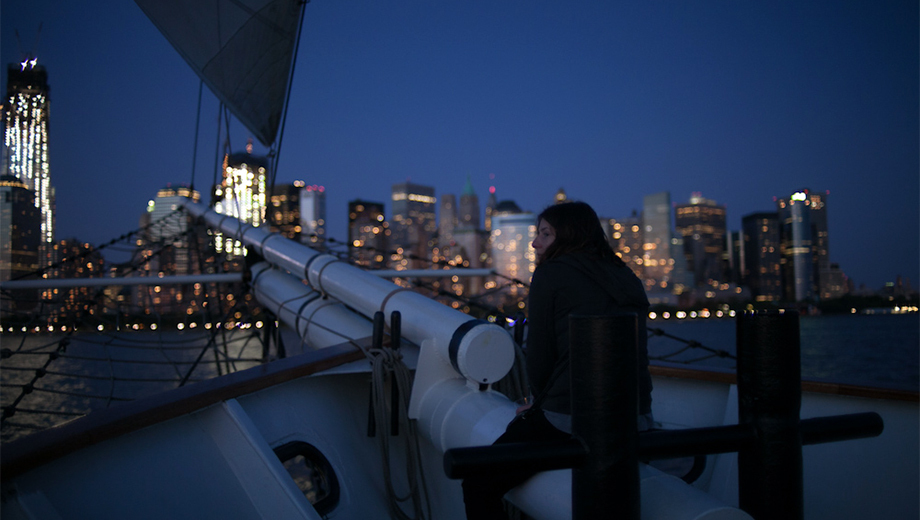 Harbor Lights Sail Aboard the Clipper City Tall Ship
