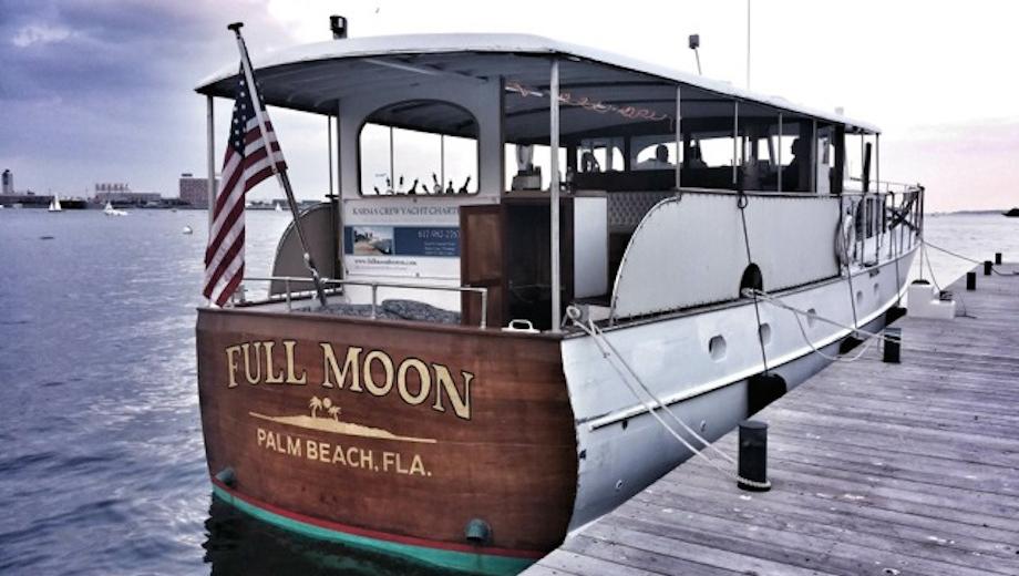 Cruise Boston Harbor and Enjoy Australian Pies & Gourmet Coffee $20.00 ($29 value)