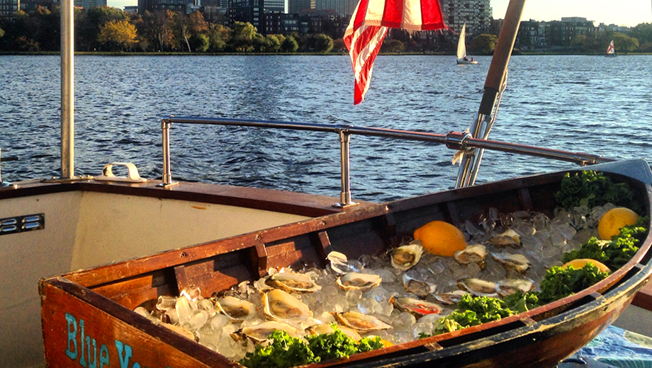 Oysters and Craft Brews Cruise: Sip and Slurp in the Boston Harbor $39.00 - $46.00 ($62 value)