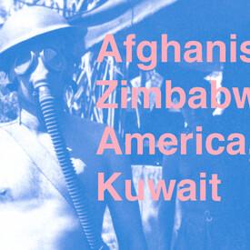 Afghanistan, Zimbabwe, America, Kuwait