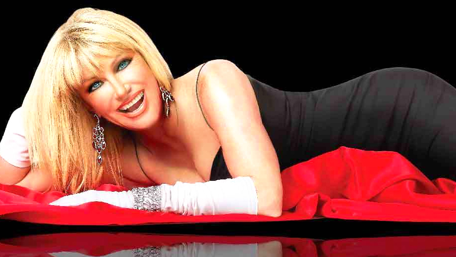 Suzanne Somers Sings the Great American Songbook in