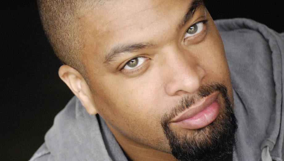 Comic DeRay Davis (