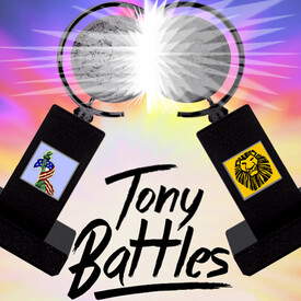 Tony Battles: The Lion King vs. Ragtime Edition